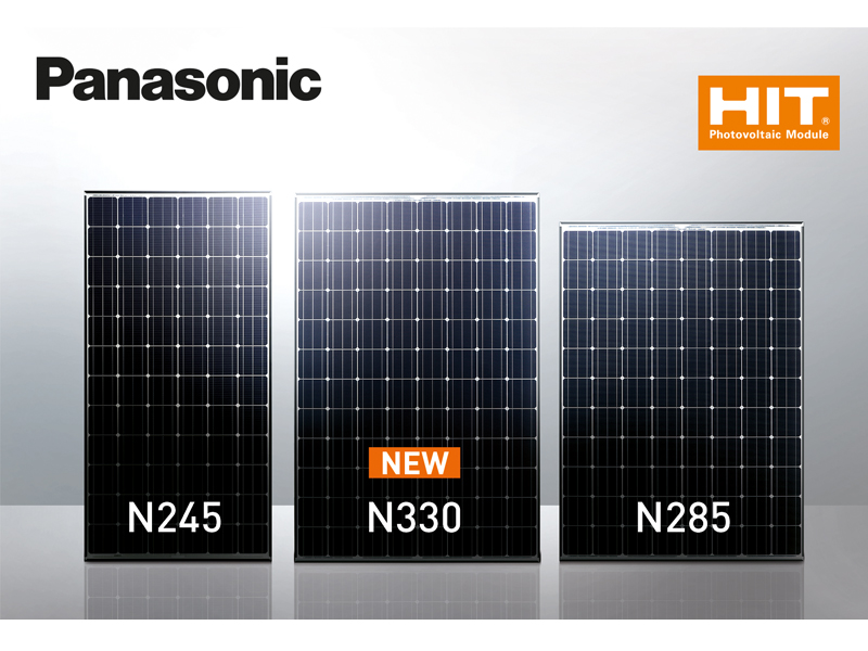 Vendita moduli Panasonic