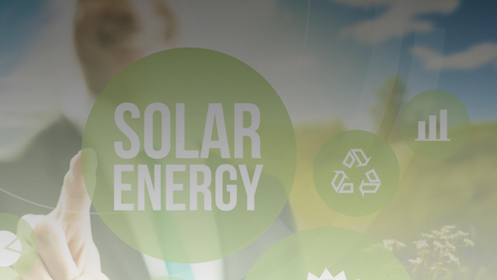 Vendita componenti energia solare